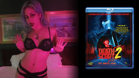 DEATH-SCORT SERVICE PART 2: THE NAKED DEAD -$19.99