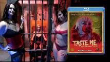 TASTE ME: DEATH-SCORT SERVICE PART 3 BLU RAY/DVD COMBO -$24.99