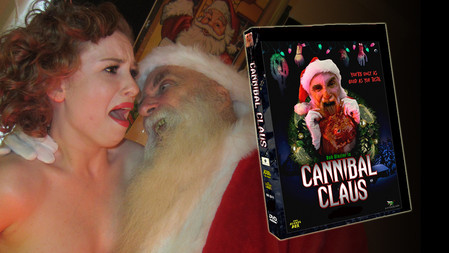 CANNIBAL CLAUS -$12.99