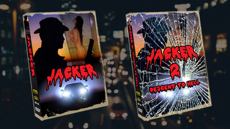 JACKER 1 AND 2 DVD SET -$14.99