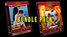 HORRORTALES.666 BUNDLE DVD PACK PRE-ORDER $15.99