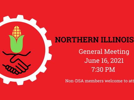 NIDSA General Meeting - June 2021