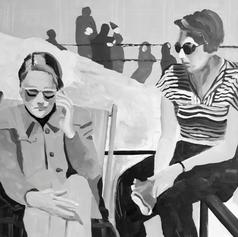acrylic on canvas, 60x60
