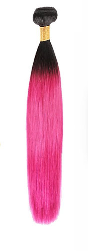 Ombre' Straight Color: 1B/Rose - ORDER BY REQUEST