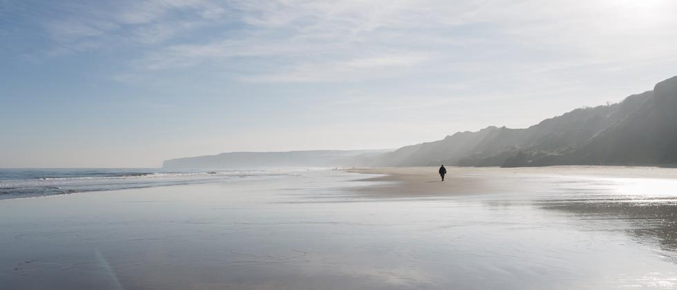 Humanby beach