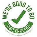 Good To Go logo - PK Cottages
