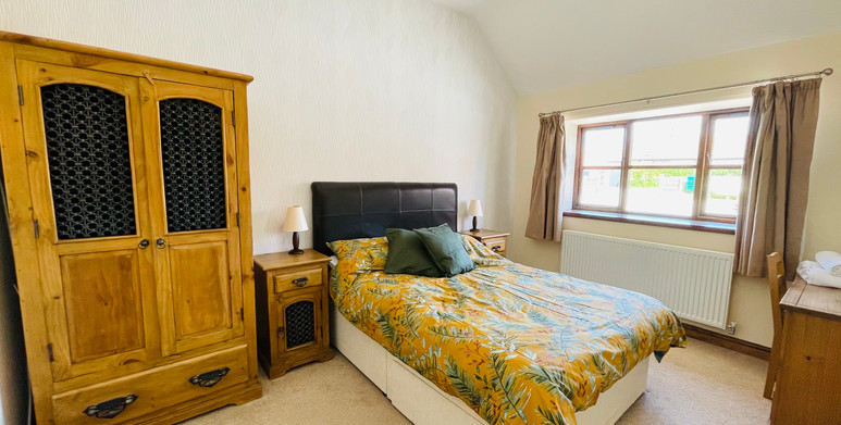 Country Cottage Double Bedroom