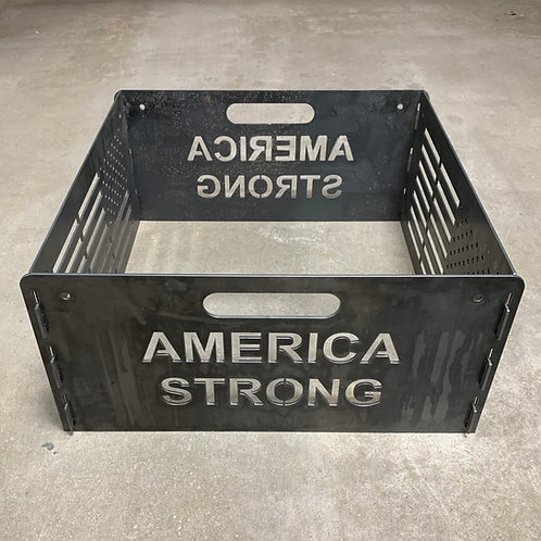 American Strong Fire Pit