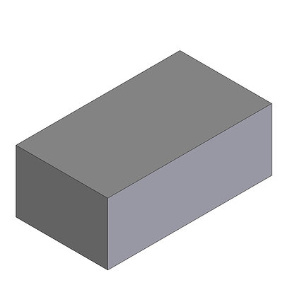 Polyethylene Plastic Storage Tank rectangular 200 Litre