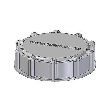 injection moulded American Buttress Cap 56mm