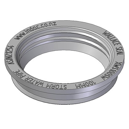 Indac PVC Wallace Seal flexible water tank pipe connection