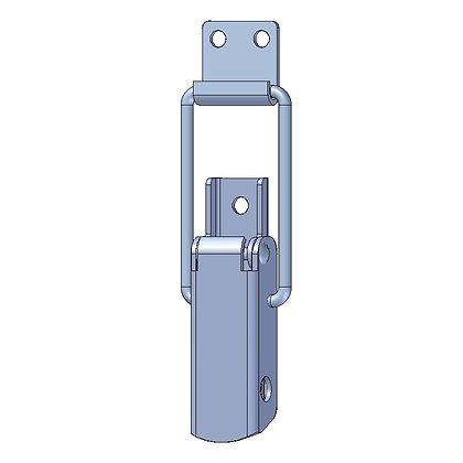 Stainless Steel Toggle latch and strike