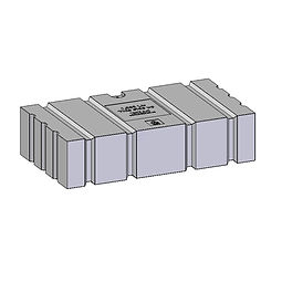 1000 litre float rectangular 3D Square.j