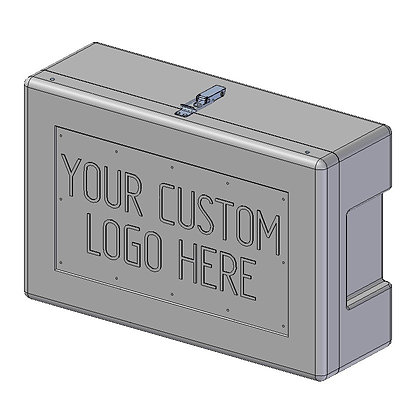 Custom Logo Site and Safety Box, have your company logo on our Site and Safety Box