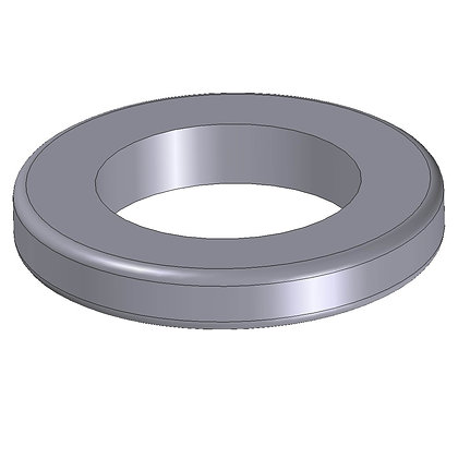 Hose tail ring for protection of winery hose fittings