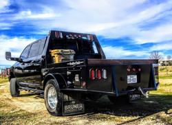 Bradford Built truck bed