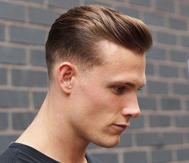 scissor haircut