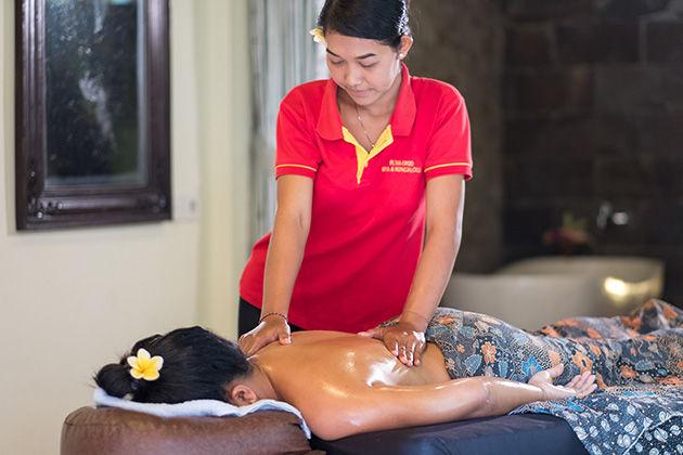 Balinese Relaxing Massage
