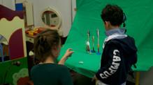 Projets La petite Fabrique des Effets spéciaux – Canopé Cap Sciences Crevez l'écran