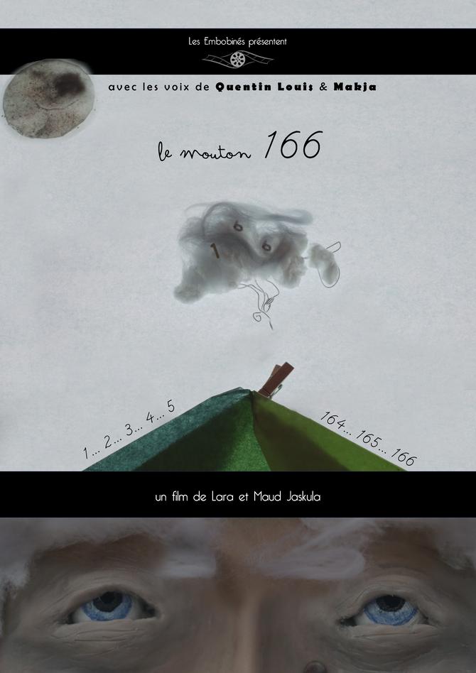 Sortie demain, le 12 décembre 2018, de notre nouveau court-métrage Le mouton 166