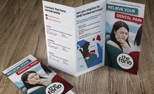The Fono Relief of Pain Brochure