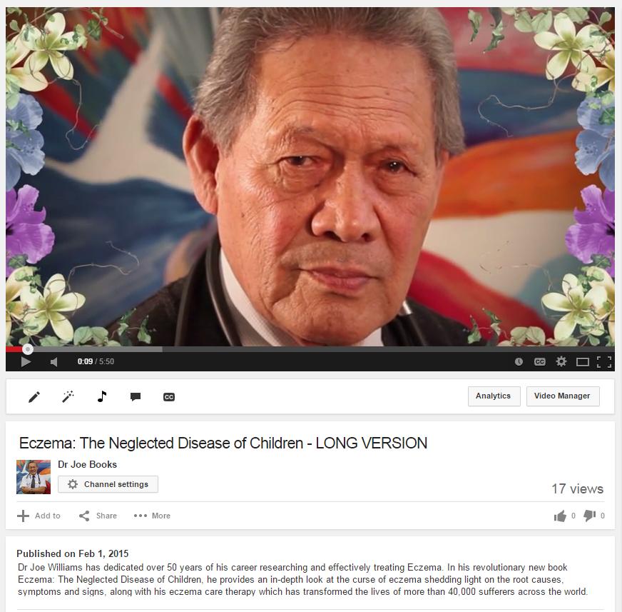 Dr Joe Promotional Video