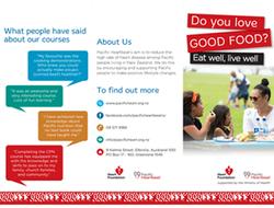 Heart Foundation Brochure