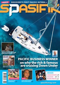 SPASIFIK Magazine