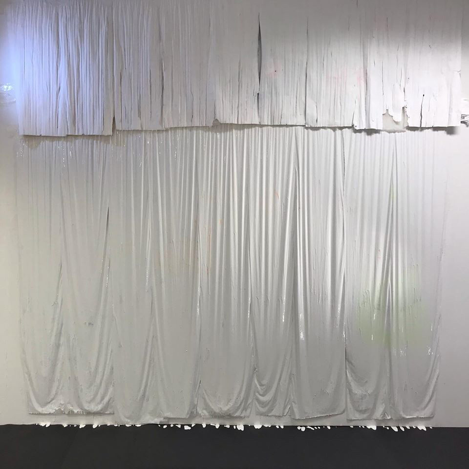 3rd March 2020, Mind of It's Own, Insitu-Installation, Performance, 128 Gallery, University of Brighton