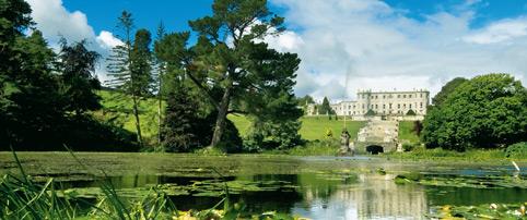 Irlands Gärten und Schlösser