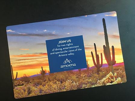 Konference i Arizona