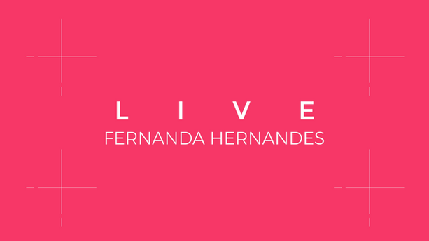 LIVE FERNANDA HERNANDES