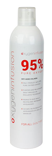 Oxygen Infusion Anti-aging Collagen Large Professional Size