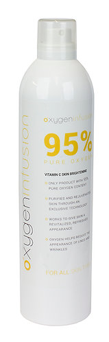 Oxygen Infusion Vitamin C Skin Brightening Large Professional Size