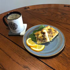 Atlantic Culinary Adventures continue... Breakfast Casserole