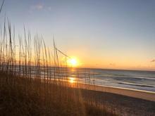 January Sunrise - Hatteras