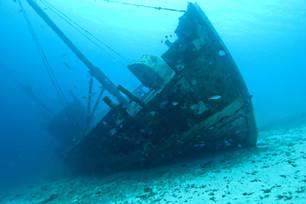 Diving Wrecks