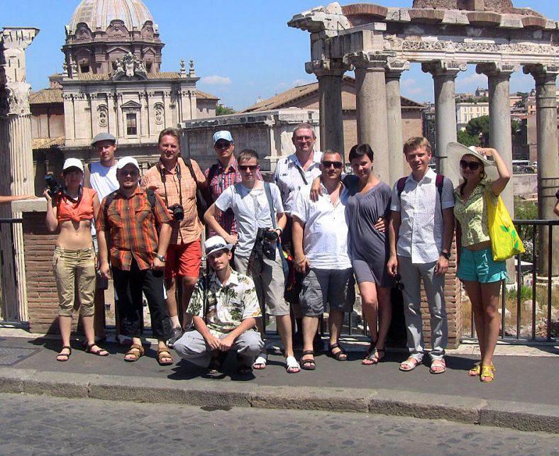Рим 2011