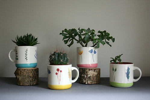 Seconds Sale- Slightly Wonky Mugs