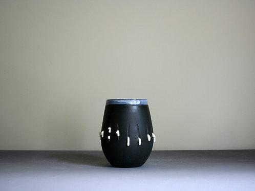 'Dribble' Tumbler - Black & White