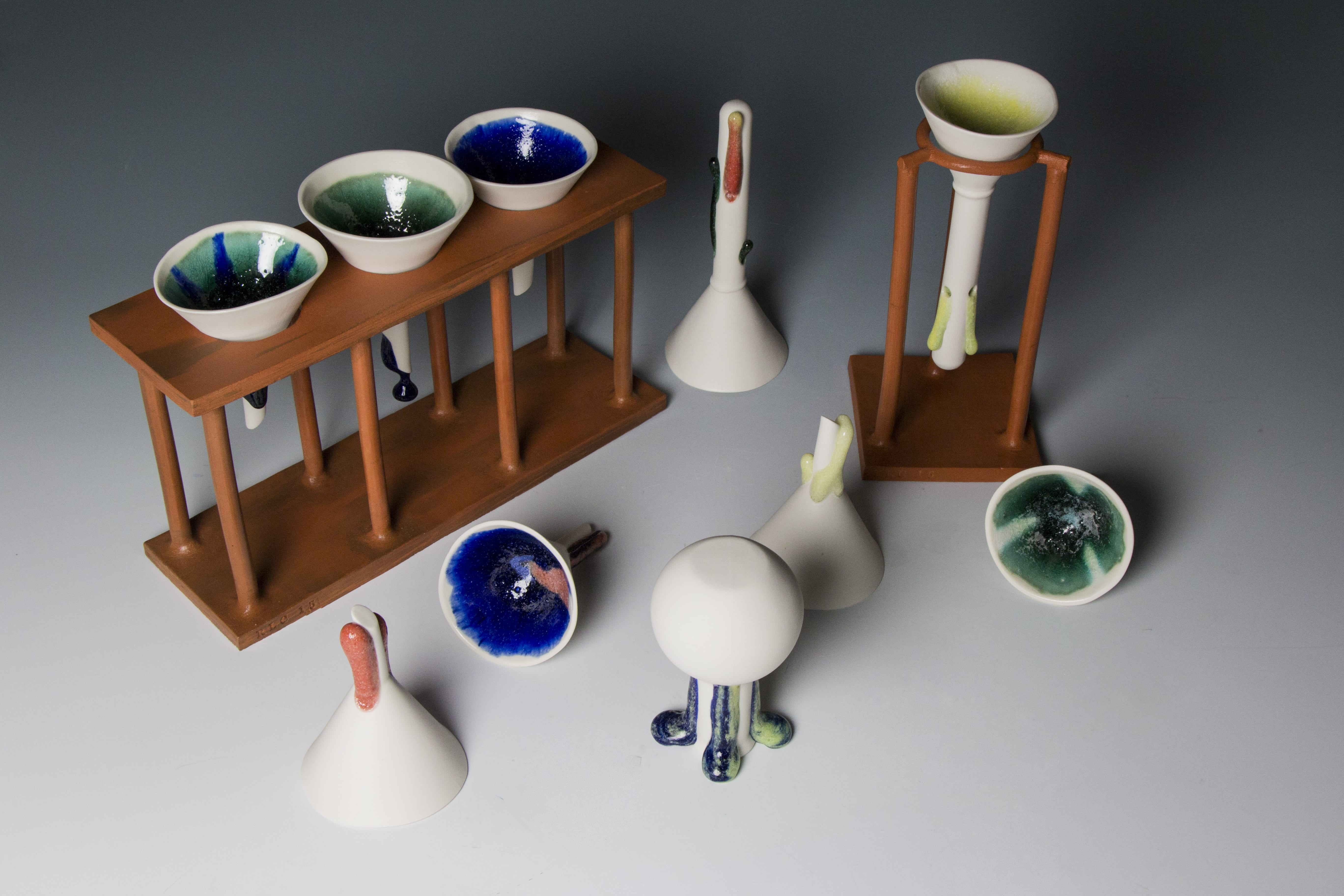 'A Material Experience' Collection