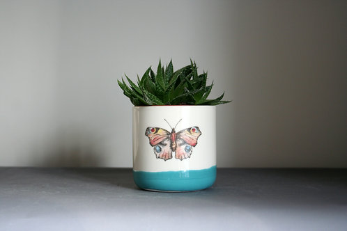 Small Butterfly Planter