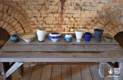 'Encroaching' at Medalta Studios