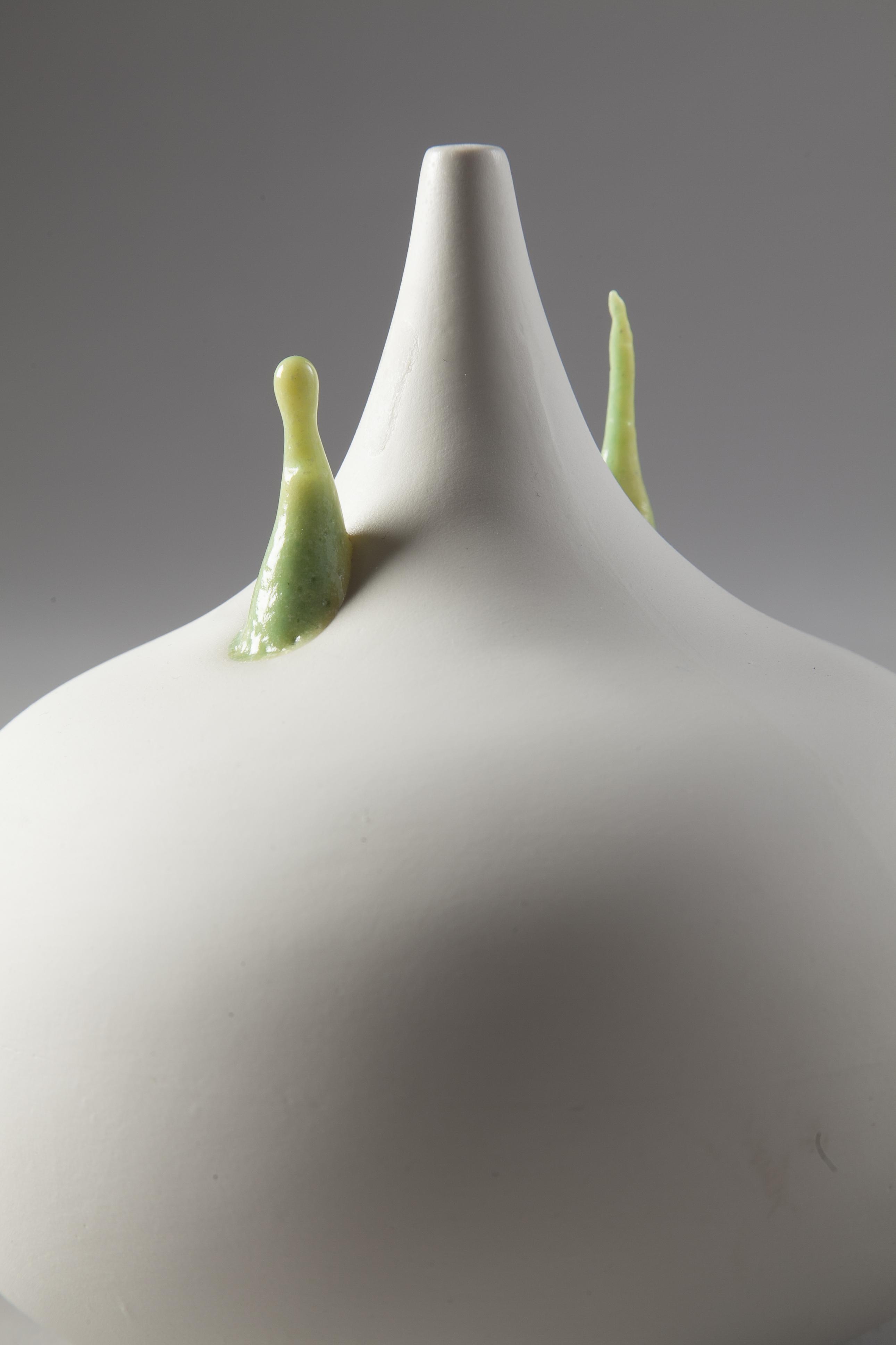 'Budding' Detail (Green)