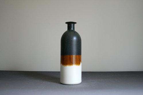 Bottle Vase-Brown
