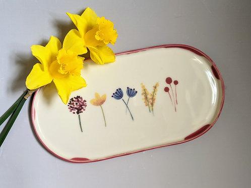 *NEW* Platter Tray- Pink