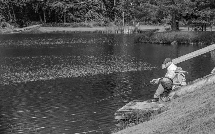 Generations fishing