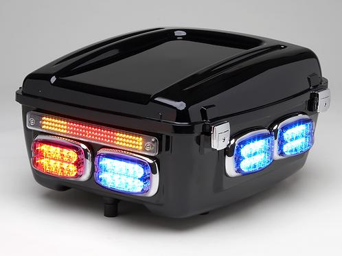 Super LED Motorcycle Touring Box Warning System