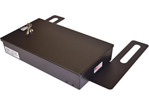 Vehicle Floor Mounted Pistol Box