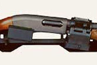 ELS Gun Rack Model 210